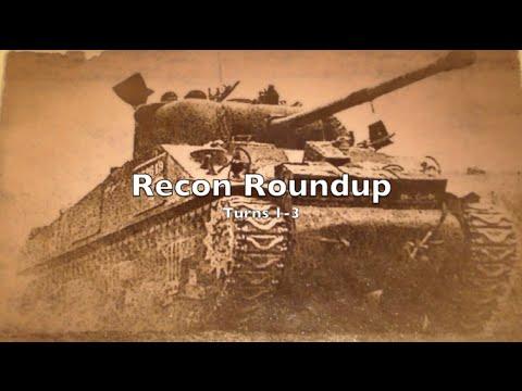 Playthrough - Tutorial 3 - Recon Roundup