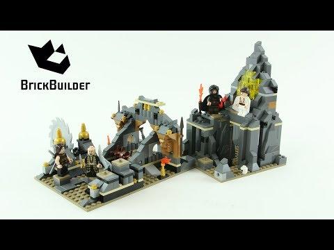 Vidéo LEGO Prince of Persia 7572 : Le maléfice des Sables du Temps