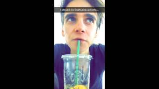 Joe Sugg's Snapchat Story- July 11 2014