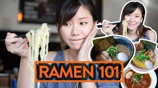 RAMEN 101 w/ NARISA SUZUKI - Fung Bros Food