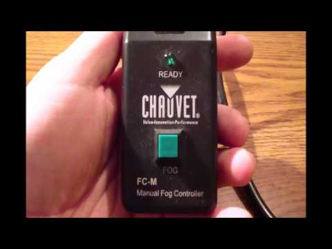 Chauvet FC-W Wireless Fog Control