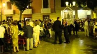preview picture of video 'Virgen de las Nieves (Aspe 2010 )'