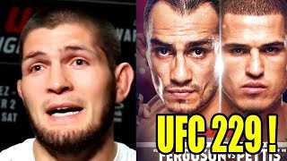 ЖАРА! ТОНИ ФЕРГЮСОН ВРЫВАЕТСЯ К ХАБИБУ И КОНОРУ НА UFC 229! НУРМАГОМЕДОВ ТРЕНИРУЕТСЯ