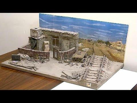 العرب اليوم - شاهد: فنان عراقي يجسّد تاريخ بغداد بأعمال استثنائية