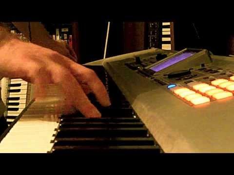 Keyboard solo 11/3/2013