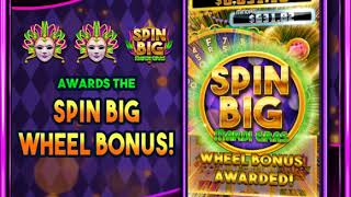 Spin Big Mardi Gras from Eclipse Gaming