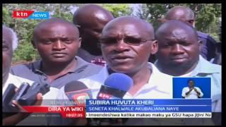 Kinyang'anyiro 2017: Jubilee imo tayari kwa kura ya mchujo, Seneta Wetangula atoa wito kwa wafuasi