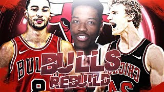 REBUILDING THE CHICAGO BULLS! | NBA 2K19 | KOT4Q