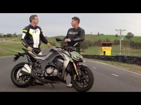 Bikelife Bike Review - 2014 Kawasaki Z1000