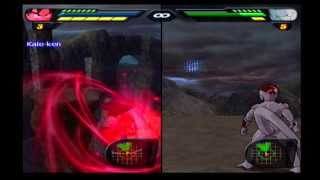 Dragon Ball Z: Budokai Tenkaichi 2 Kaio-ken Glitch
