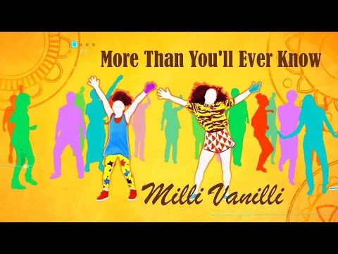 More Than You'll Ever Know Milli Vanilli (TRADUÇÃO) HD (Lyrics Video)