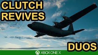 CLUTCH REVIVES / PUBG Xbox One X