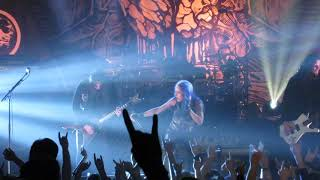 Arch Enemy/No gods no masters - live in St.Petersberg/04.10.2017