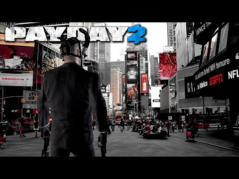 M0rti goes Public Stealth! #2 (PAYDAY 2)