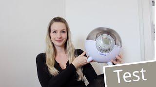 Test: Miniland Luftbefeuchter & Luftreiniger Ozonball