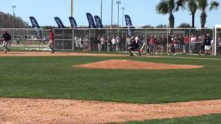 Hanley Ramirez Scooping Balls Out Of Dirt At First