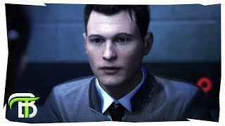 Detroit: Become Human Gameplay #14 | LAST CHANCE CONNOR (Detroit Become Human)