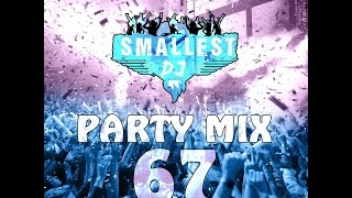 DJ Smallest - Party mix vol. 67