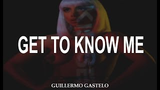 Anitta With Alesso - Get to Know Me [LYRICS OFFICIAL]