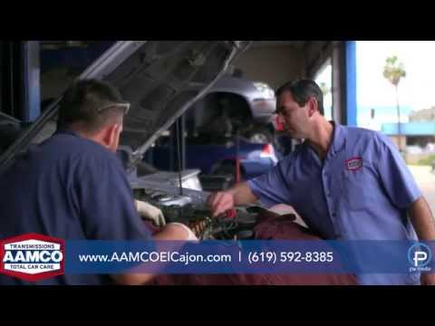 AAMCO Transmissions & Total Car Care - El Cajon video