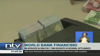 The Board of Directors of the World Bank Group has approved a Sh15