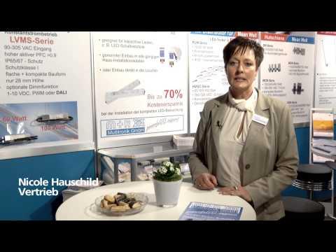 In diesem Video erhalten Sie einen kurzen Einblick zum Unternehmens- und Produktportfolio der M+R Multitronik GmbH - seit 1983 Stromversorgungsspeziallist aus Lübeck