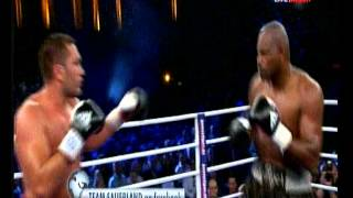 Kubrat Pulev vs Tony Thompson