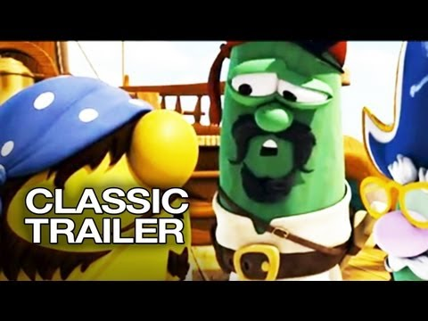 The Pirates Who Don't Do Anything: A Official Trailer #1 - Phil Vischer Movie (2008) HD