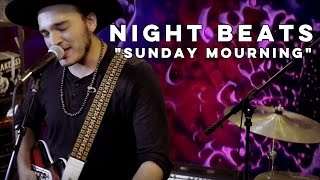 "Night Beats ""Sunday Mourning"" LIVE at the BlindBlindTiger Speakeasy"
