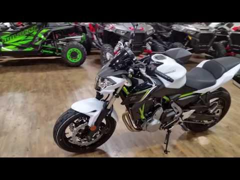 2017 Kawasaki Z650 in Murrieta, California