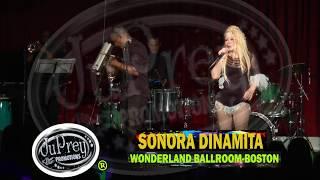Sonora Dinamita   Mentirosa @ Wonderland Ballroom Boston