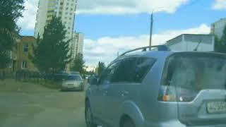 Бабы за рулем, приколы на дороге 87621