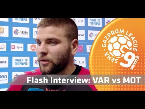 Flash interview: Vardar vs Motor Zaporozhye