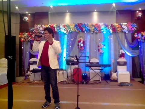 Kishor da night performance