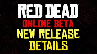 Red Dead Online - NEW Release Date Info! Head CEO Says When it is Coming Out!