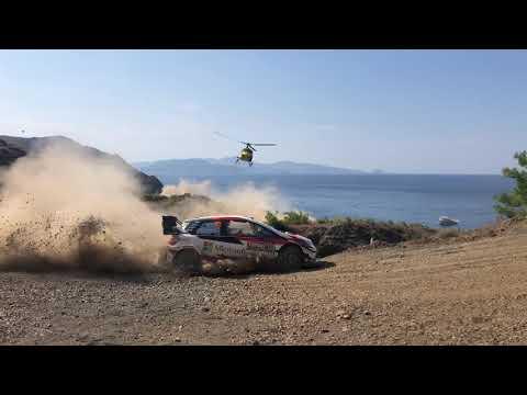 Rally Turkey 2019 - Weekend Highlights