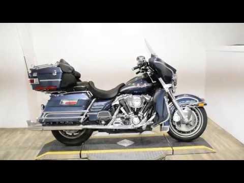2003 Harley-Davidson ELECTRA GLIDE ULTRA CLASSIC in Wauconda, Illinois - Video 1