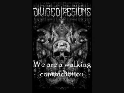 DIVIDED REGIONS - SACRIFICIAL OBSESSIONS Shirts made by RYAN KASPARIAN