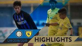 INTER 1-0 CHIEVOVERONA | PRIMAVERA HIGHLIGHTS |  Adorante is the match winner!