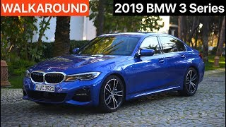 2019 BMW 3 Series WALKAROUND