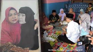 Relawan Jokowi-Ma'ruf Sambangi Rumah TKW yang Dieksekusi Mati Arab Saudi Tuti Tursilawati
