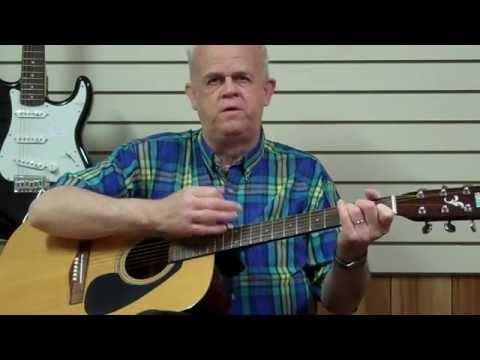 C Chord on Guitar Lesson - Guitar Lesson