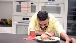 VIDEO - Crujientes cookies de coco, canela y almendras