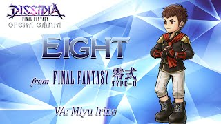 DISSIDIA FINAL FANTASY OPERA OMNIA - Eight