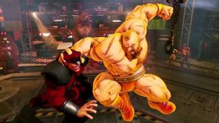 VideoImage4 Street Fighter V