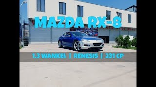 Este bun motorul Wankel? Review Mazda RX-8 1.3   Review in limba romana   Recenzii Auto