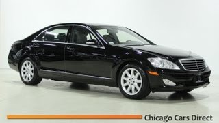 Chicago Cars Direct Presents a 2007 Mercedes-Benz S550 4Matic AWD in High Definition