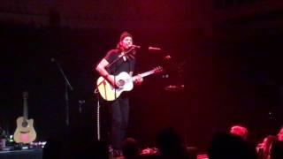 Craig Stickland - Break Every Rule - Paradiso Amsterdam - 18.01.17