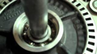 F800 Wheel Bearing Inspection