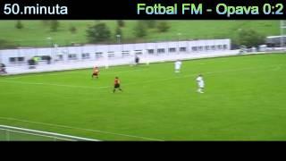 preview picture of video 'Fotbal Frýdek-Místek - SFC Opava 0:3 (0:1)'